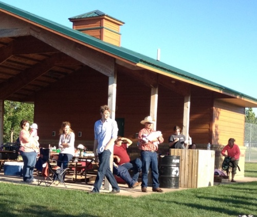 Calvary Baptist Church Memorial Day Picnic